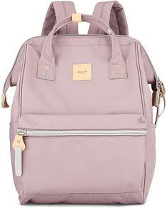 Himawari Travel School Backpack with USB Charging Port 15.6 Inch Doctor Work Bag for Women&Men College Students(1881-Pink) #afflink