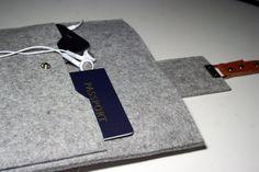 New Ipad sleeve  Pure 100 German Merino Wool Felt by AlexMLynch, $40.00