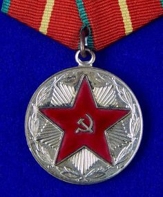 Soviet Russian USSR 20 Years Excellent Long Service MOOP Medal Order Badge 3 Military Awards, 20 Years, Badge, Christmas Ornaments, Etsy, Products, Christmas Jewelry, Christmas Decorations, Badges