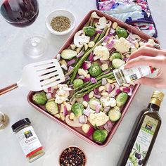Veggie Tray Dinner!! Tone It Up Nutrition Plan ~ ToneItUp.com