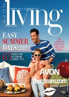 Easy Summer Days with Avon Living  Campaign 11 through 14 2016!  Shop Avon…