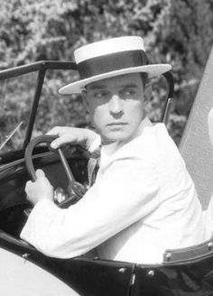 Buster Keaton 1930 The man had such style! I just love him!