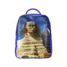 Sphinx and Pyramis Popular Backpack. FREE Shipping. FREE Returns. #lbackpacks #egypt