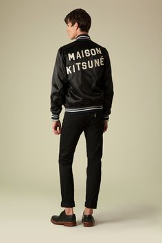 Maison kitsune spring 2014 mens collection 01