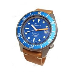 Page and Cooper are proud to annouce their Squale 1521 Satinato Limited Edition. So popular was our original Super Matt bead blasted limited edition watch, we have created a new limited edition version of the famous 1521 with a new non-polished