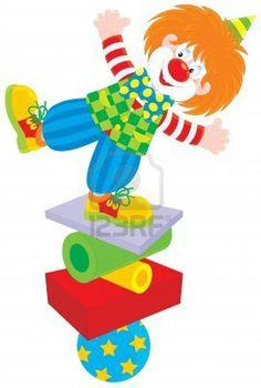 Clown Imagens Royalty Free, Ilustrações, Imagens E Banco De Imagens.