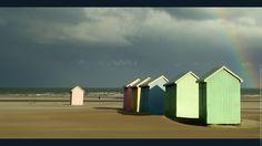 Cabine de plage panoramique berck mer arc cabines