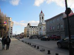 Catedral de Punta Arenas. XII Región de Magallanes. Chile.