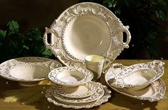 Intrada Italy Italian Baroque Dinnerware