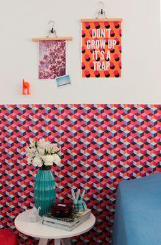 Na casa da Bruna - dcoracao.com - blog de decoração e tutorial diy