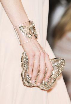 Cinderella Story  Transparent BagTrendfor Spring Summer 2013.  ValentinoSpring Summer 2013  #bag #accessory #trends