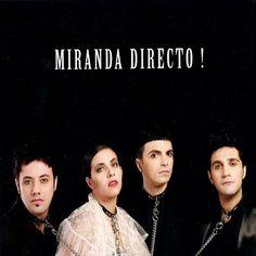 Directo! Tercer Álbum en vivo de Miranda!
