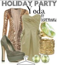 Yoda: Holiday Party
