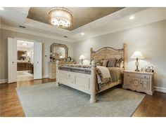 Check out this master suite!!