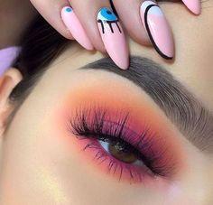 59 Best Fall Makeup Trends You Must Try in 2019 - Make-up Makeup Trends, Makeup Hacks, Makeup Inspo, Makeup Ideas, Makeup Inspiration, Makeup Tutorials, Makeup Guide, Eyeliner Hacks, Makeup Geek