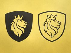 Lion #Logo by Matthew Daniels