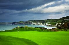 The 5th, Royal Portrush Golf Club, North Antrim coast, Dunluce Road, Portrush, County Antrim, Northern Ireland BT56 8JQ