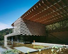 The Complete Works of Kengo Kuma Show the Dynamic Powers of Japanese Architecture Kengo Kuma, Architectural Digest, Architectural Elements, Japanese Architecture, Contemporary Architecture, Interior Architecture, Sacred Architecture, Architecture Board, Amazing Architecture