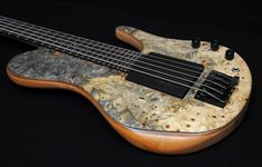 Mørch 5 string bass