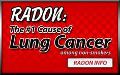 #Radon - What you should know. Did you know that radon is the #1 cause of lung cancer among non-smokers.  It is highly recommended you get a radon test done on a home prior to buying it, especially if it has a basement!