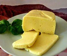 Domowy żółty ser z dziurami bez podpuszczki – Borelka – moja droga do zdrowia South African Recipes, Tzatziki, Super Easy, Dairy, Appetizers, Food And Drink, Cheese, Homemade, Vegan