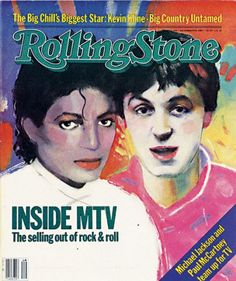 """Michael Jackson & Paul McCartney 