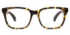 Cedar Tortoise / Wood - Men's and Women's Prescription Glasses