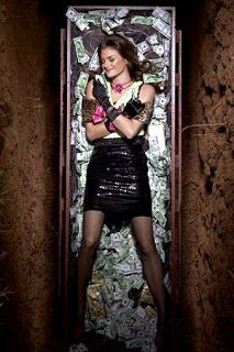 Greed - America's Next Top Model Contestant