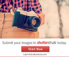 Become Shutterstock contributor is easier now