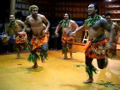 Tatau Dance (via ranginui85)  the Samoans have have strong tradition of dance, song and celebration where the men take a principle role...
