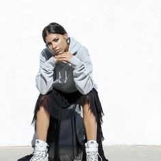 Now this is how you style the Nike SF AF1's.  Model: @Elexsis.legrand Photographer + Stylist: @LeJazmyn