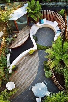 Garden Concept. | Architecture ~ Design ~ Interiors