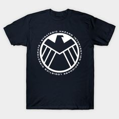 S.H.I.E.L.D T-Shirt - Marvel Comics T-Shirt is $14 today at TeePublic!