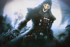 ArtStation - Overwatch _ Reaper, Istvan Straban