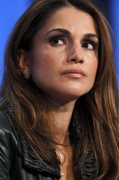 "Queen Rania of Jordan. ""Beauty and Fragrance cannot remain concealed. The world will notice them immediately, as soon as they happen to be around, oftentimes right away."" - Deodatta V. Shenai-Khatkhate"