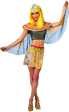 Rubie's Costume Co Women's Katy Perry As Katy-Patra Dark Horse Eagle Costume Multi Large