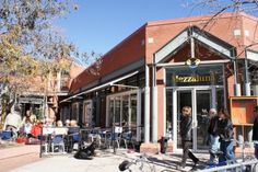 Mezzaluna, Aspen. Skip the wait. Eat at the bar. It's one of those, you simply have to do it when you're in Aspen, at some point.
