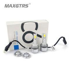 Headlight Conversion Kit Led Fog 5s Hid 9005 9006 H4 Lo Hi Bulbs Bulb 55w Xenon