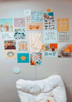 43 Super Ideas For Bedroom Wall Decor Diy Pictures Dorm Room