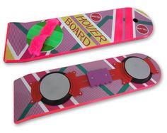 Monopatín Regreso al Futuro.Skateboard Martin McFly