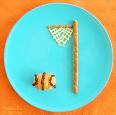 Kitchen Fun With My 3 Sons: Final 4 Easy Basketball Snack