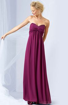 These are the bridesmaid dresses we chose but I a light purple