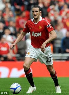 Irish international John O'Shea came through the academy system at Manchester United