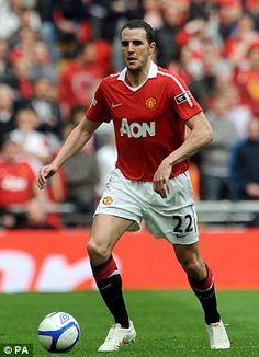 Irish international John O'Shea came through the academy system at Manchester United