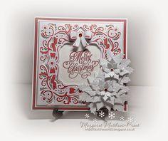 dutchess: Christmas create a card Day 2