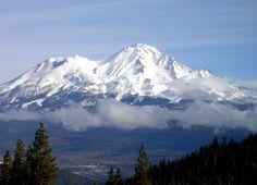 Mt Shasta 14,162 ft  California