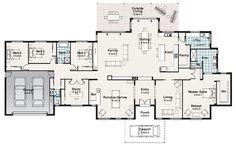 Yarram Floorplan - Independent builders