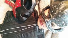 Custom Leather Masks!