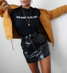 Too Rad To Be Sad T Shirts Tops Short Sleeve Casual Tee Shirts Women Men