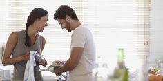 Kobiety i mężczyźni o podziale obowiązków domowych | Sukces